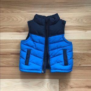 Gymboree 6-12 months vest